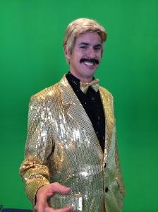 """Flip as """"Donny Gold"""""""